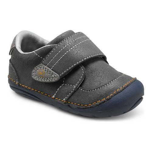 Kids Stride Rite SM Kellen Casual Shoe - Grey 6C