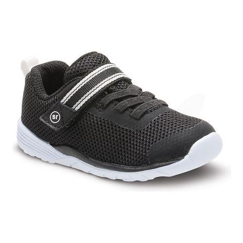 Kids Stride Rite Dimitri Casual Shoe - Black 4.5C