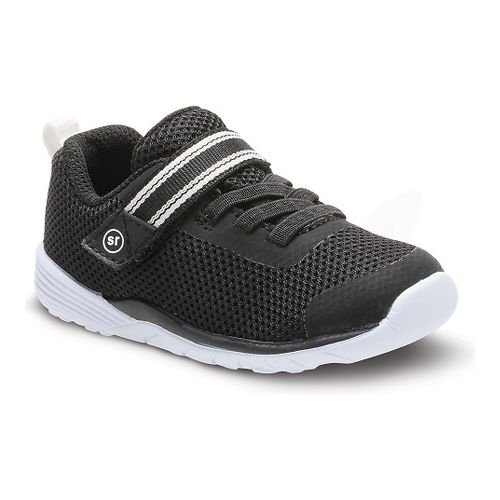 Stride Rite Boys Dimitri Casual Shoe - Black 7.5C