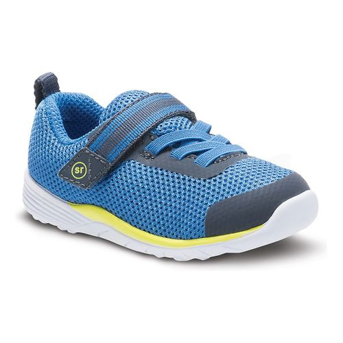 Kids Stride Rite Dimitri Casual Shoe - Royal 8C