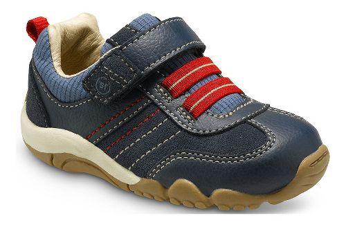 Kids Stride Rite Prescott Casual Shoe - Blue 4C