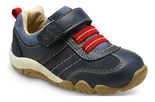 Kids Stride Rite Prescott Casual Shoe - Blue 8C