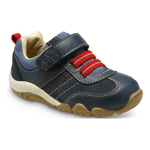 Kids Stride Rite Prescott Casual Shoe - White 8C