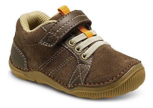 Kids Stride Rite Daniel Casual Shoe - Brown 5.5C