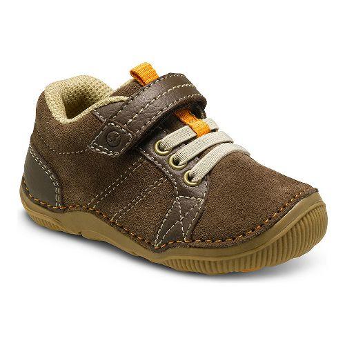 Kids Stride Rite Daniel Casual Shoe - Brown 8C