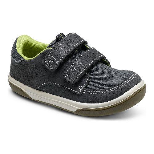 Stride Rite Boys Zach Casual Shoe - Grey 5C