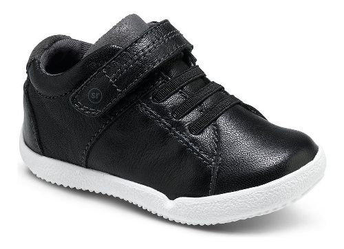 Kids Stride Rite Craig Casual Shoe - Black 4C