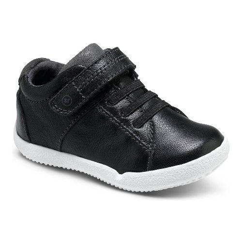 Kids Stride Rite Craig Casual Shoe - Black 6C
