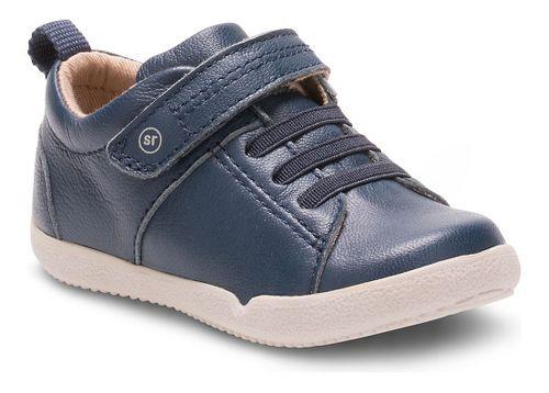 Kids Stride Rite Craig Casual Shoe - Navy 5C