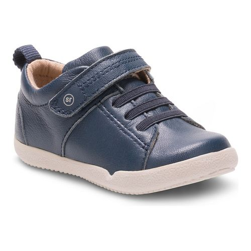 Kids Stride Rite Craig Casual Shoe - Navy 4C