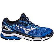 Mens Mizuno Wave Inspire 13 Running Shoe - Blue/Black 10