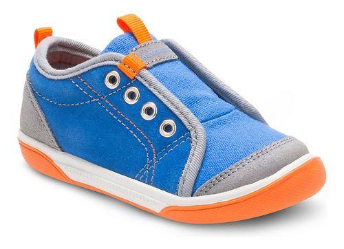Kids Stride Rite Chet Casual Shoe - Blue 4C