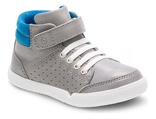 Kids Stride Rite Stone Casual Shoe - Grey 4C