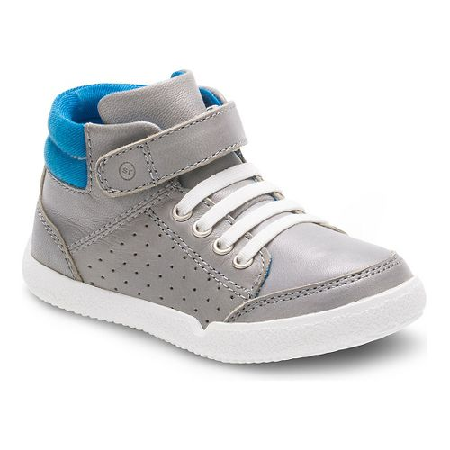 Kids Stride Rite Stone Casual Shoe - Grey 9C