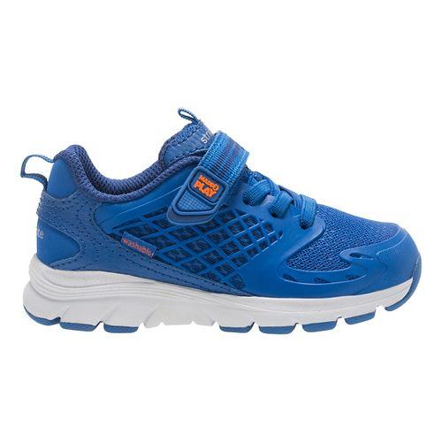 Stride Rite M2P Breccen Running Shoe - Blue 5.5C
