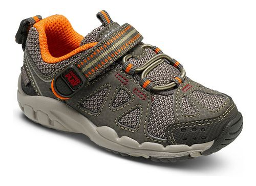 Kids Stride Rite M2P Ian Running Shoe - Taupe 4C