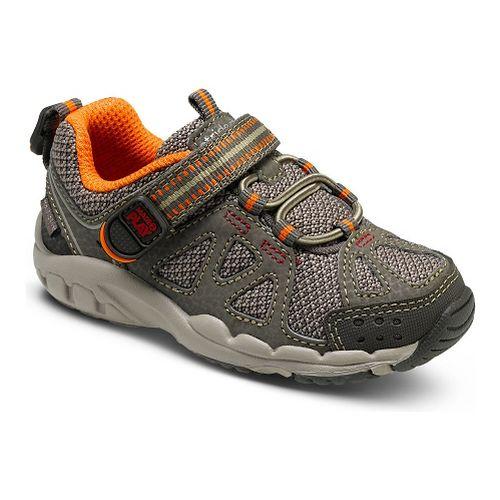 Kids Stride Rite M2P Ian Running Shoe - Taupe 5.5C