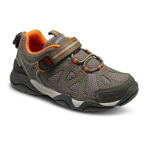 Kids Stride Rite M2P Ian Running Shoe - Taupe 8.5C