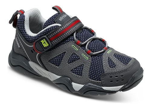 Kids Stride Rite M2P Ian Running Shoe - Navy/Grey 13.5C