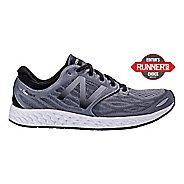 Mens New Balance Fresh Foam Zante v3 Running Shoe - Grey/Black 9