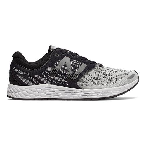 Mens New Balance Fresh Foam Zante v3 Running Shoe - Grey/White 7