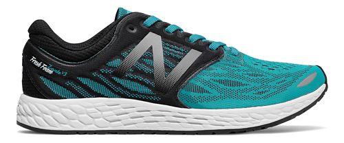 Mens New Balance Fresh Foam Zante v3 Running Shoe - Pisces/Black 12