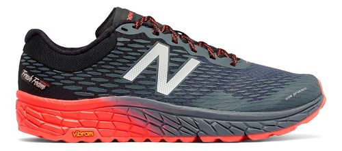 Mens New Balance Fresh Foam Hierro v2 Trail Running Shoe - Green/Black 10