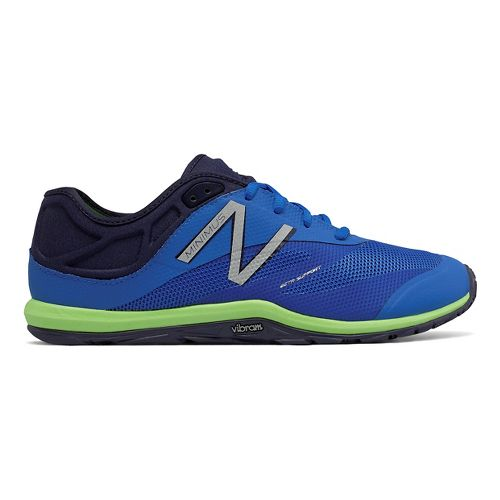 Mens New Balance Minimus 20v6 Cross Training Shoe - Electric Blue 9.5