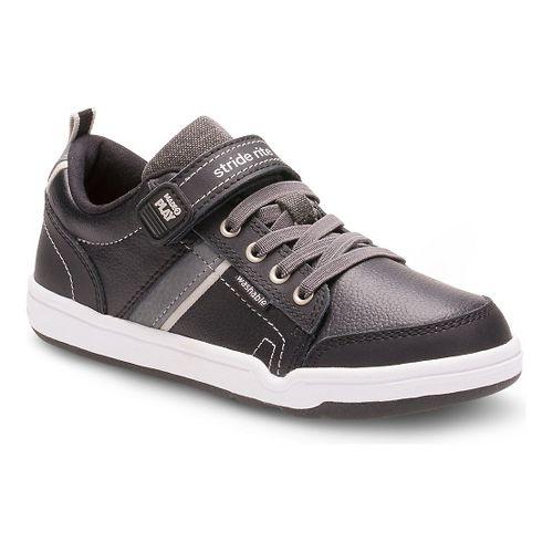 Kids Stride Rite M2P Kaleb Casual Shoe - Black 11.5C
