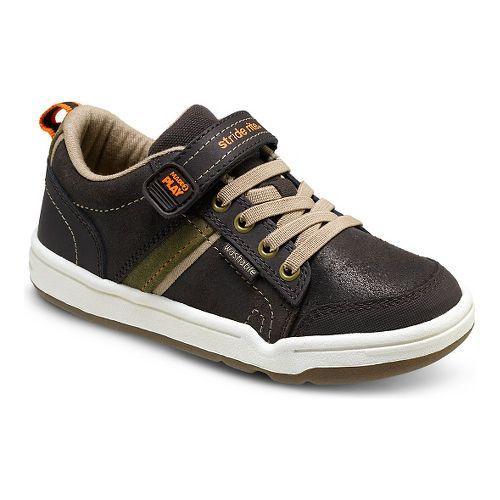 Stride Rite Boys M2P Kaleb Casual Shoe - Brown 9C