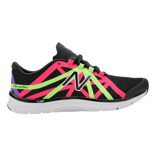 Womens New Balance 811v2 Cross Training Shoe - Black/Multi 7.5