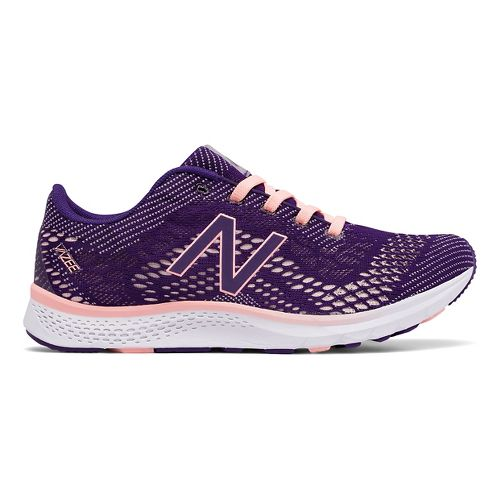 Womens New Balance Vazee Agility v2 Cross Training Shoe - Purple/Coral 7