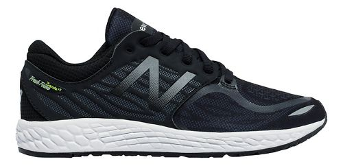 Kids New Balance Fresh Foam Zante v3 Running Shoe - Black/Black 4Y