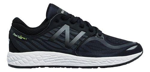 Kids New Balance Fresh Foam Zante v3 Running Shoe - Black/Black 6Y