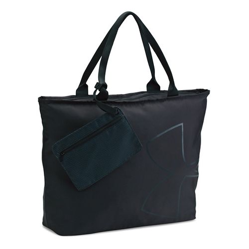 Womens Under Armour Big Logo Tote Bags - Black