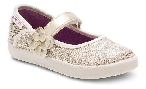 Kids Stride Rite Marleigh Casual Shoe - Gold 12C