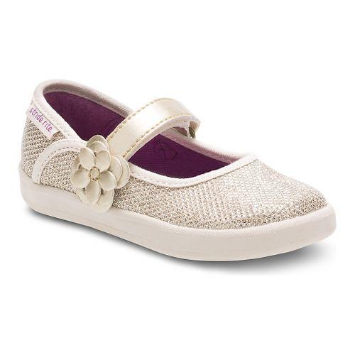 Kids Stride Rite Marleigh Casual Shoe - Gold 10.5C