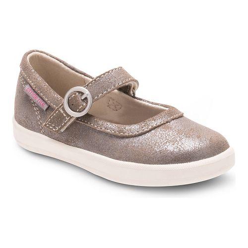 Kids Stride Rite Simone Casual Shoe - Grey 10.5C
