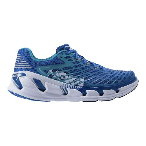 Mens Hoka One One Vanquish 3 Running Shoe - Medieval Blue 8