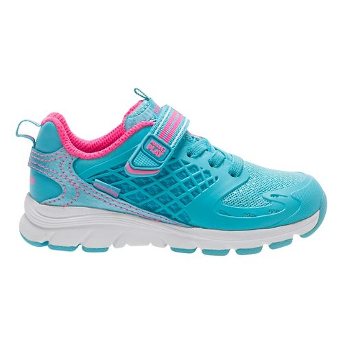 Stride Rite M2P Cannan Running Shoe - Turquoise 1.5Y