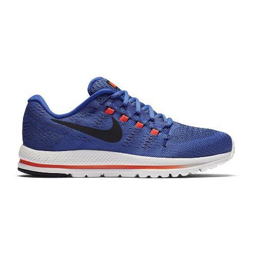 Mens Nike Air Zoom Vomero 12 Running Shoe - Blue 9.5