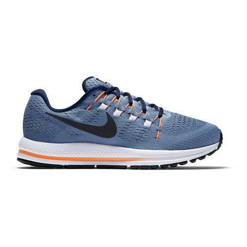 Mens Nike Air Zoom Vomero 12 Running Shoe - Blue/Obsidian 10