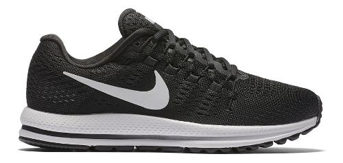 Women's Nike Air Zoom Vomero 12 - Black/White 10.5