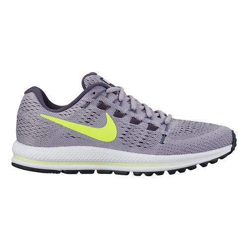 Womens Nike Air Zoom Vomero 12 Running Shoe - Grey 8.5