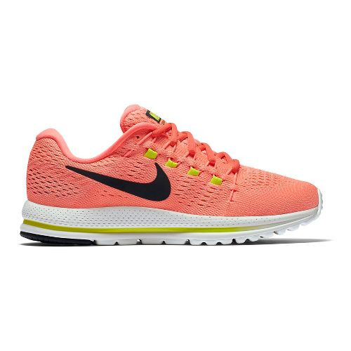 Womens Nike Air Zoom Vomero 12 Running Shoe - Hot Punch 7.5