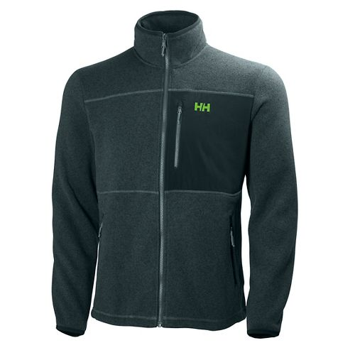 Mens Helly Hansen November Propile Cold Weather Jackets - Rock XL