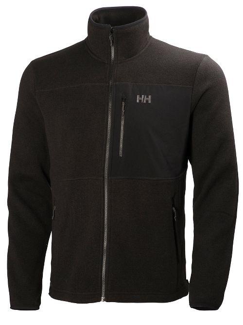 Mens Helly Hansen November Propile Cold Weather Jackets - Black L