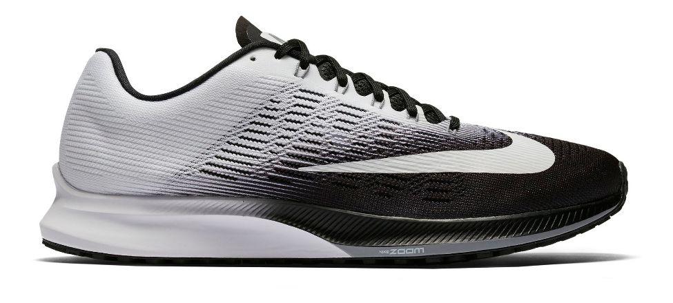 nike sport shoes black and white nike