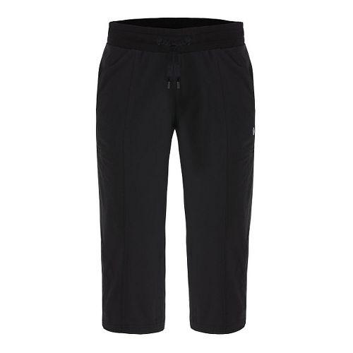 Womens Tasc Performance District II Capris Pants - Black XL