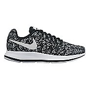 Kids Nike Air Zoom Pegasus 33 Print Running Shoe
